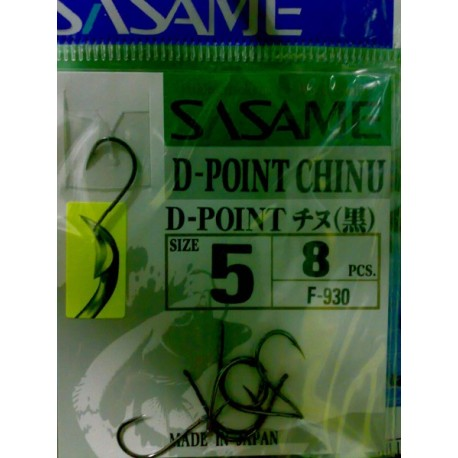 Anzuelo Sasame D POINT CHINU F-930