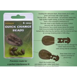 Quick change beads small 6 und