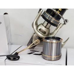 "Keitech Noisy Flapper  3.5"" col (469)-Green Frog"
