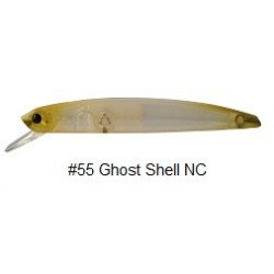 T-JERK 80 molix col(55) GHOST SHELL NC