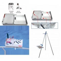 bascula peso digital  Berkley TEC hasta 35lbs  pesa también en gramos