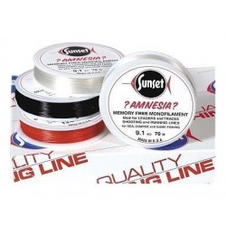 Linea Amnesia Sunset 100m 15 Lbs  (0.38mm 15lbs)