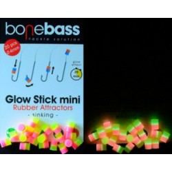 BoneBass GLOW   STICK BICOLOR LEMON/ORANGE FLUO 20 UND