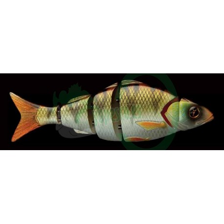 IZUMI Perch Alive 120 FLOATIN COL BROWN SHAD (02) 22GRMS