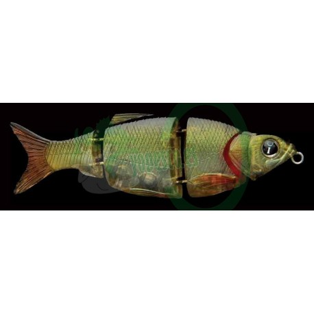 IZUMI SHAD ALIVE 105 FLOATING COL NATURAL GOST (08) 21grms