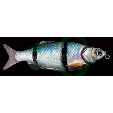 SHAD ALIVE IZUMI 120 FLOATING COL NATURAL GOST (08) 23grms