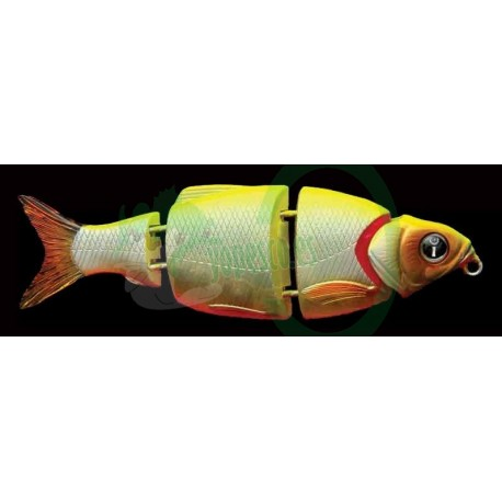SHAD ALIVE IZUMI 105 FLOATING COL NATURAL GOST (08) 21grms