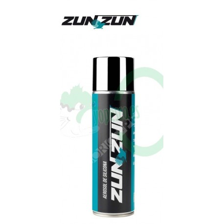 Spray de silicona zun zun
