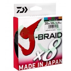 Daiwa J-BRAID X8 150 mt