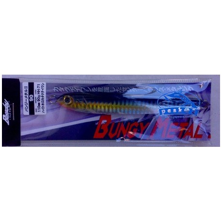 Bassday Jigging Bungy Metal 90Grms col.HH-71
